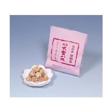 【和菓子】 大賀蓮の実 甘納豆 40g×50袋