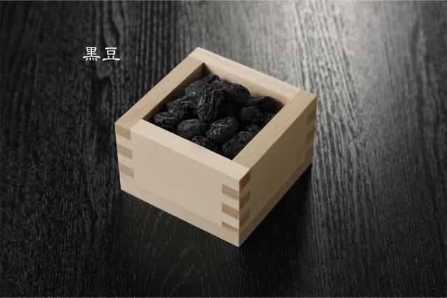 【和菓子】丹波の黒大豆 うす甘納豆【丹波の黒太郎】 5粒入 200袋