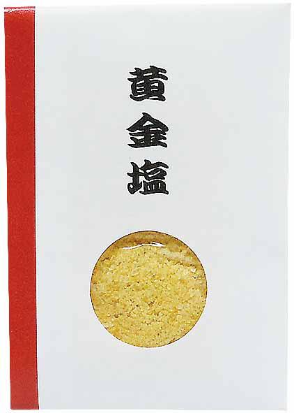 【授与品 お供え】 お清め塩「黄金塩」 (20g) 50袋セット