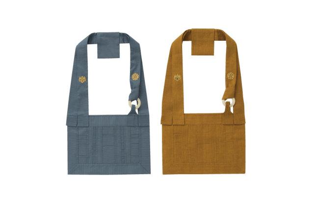 【法衣 袈裟】曹洞宗 絡子 PC製環付 7色
