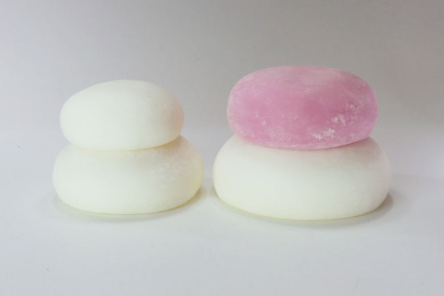 【食品模型 寺院用仏具 神社用神具】極上お供え品 餅