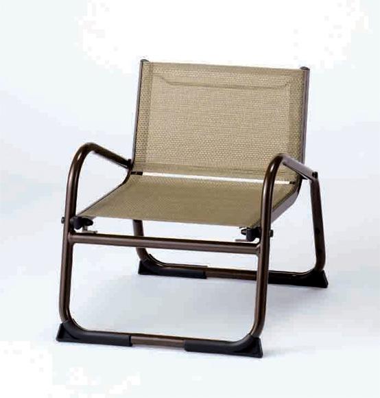 【寺院 神社 本堂用 椅子】 アルミニウム製椅子 飛天 アルミチェア280 背もたれ付 5脚セット