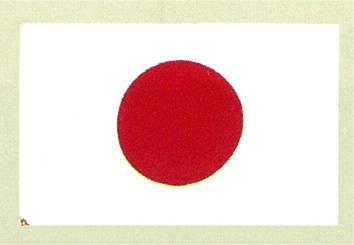 国旗 (ハトメ付)
