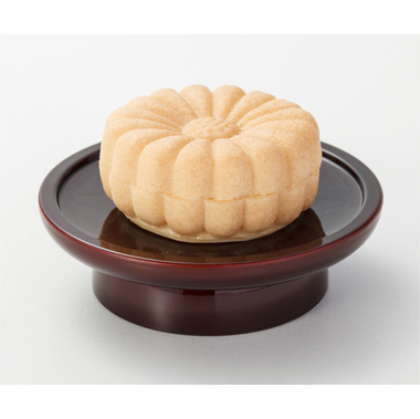 【食品模型 寺院用仏具 神社用神具】極上お供え品 菊もなか 10個セット