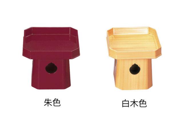 【寺院用仏具】四角三宝 (7寸/8寸)
