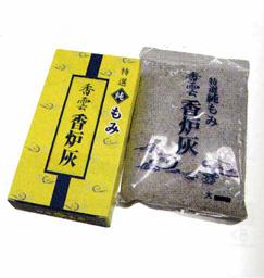 【香炉灰】 香雲 60g(箱入) 100箱セット
