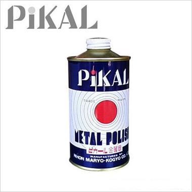 【仏具 研磨剤】ピカール液(研磨剤入り) 500g 2本入