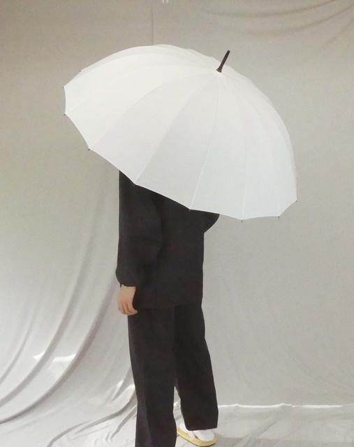 【雨傘 大型】大型傘(手動式)