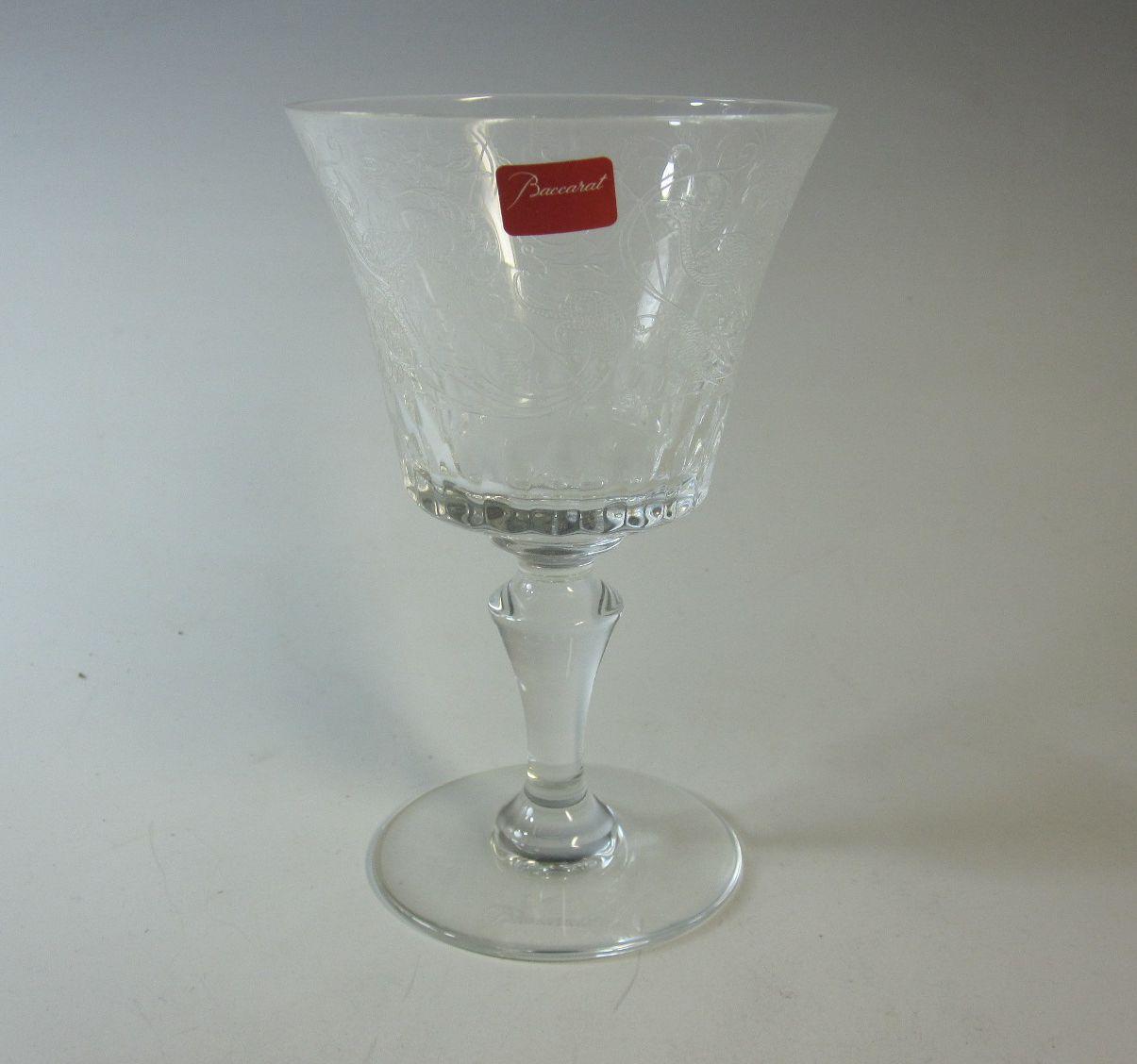 バカラ Baccarat パルメ ワイングラス (L) 516-103