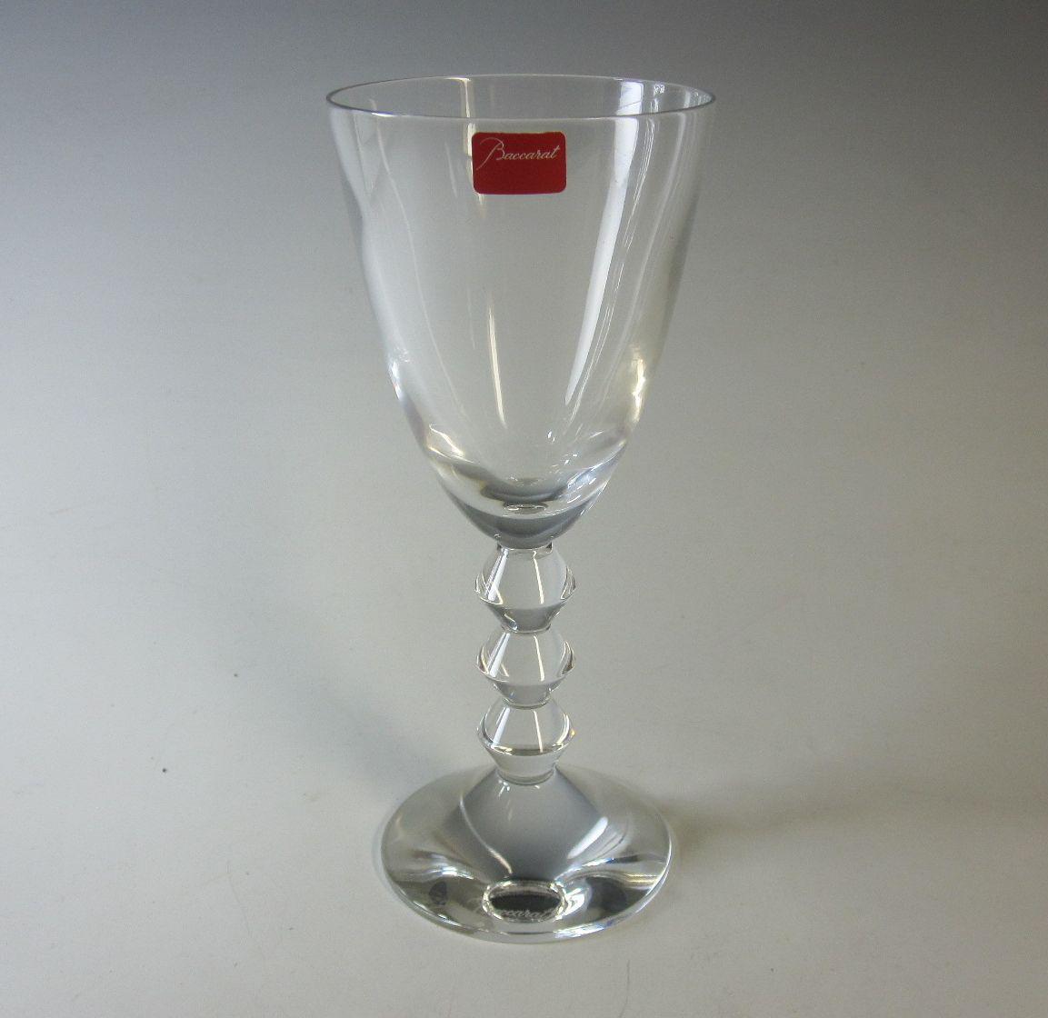 バカラ Baccarat ベガ ワイングラス (L) 365-103