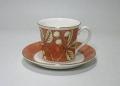 ウエッジウッド  WEDGWOOD  フランシス コーヒーカップ&ソーサー 【ウェッジウッド廃盤品/新品】