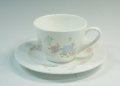 ウェッジウッド  フラグラントローズ  コーヒーカップ&ソーサー