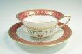 ウェッジウッド  ハーレークイーンコレクション  ティーカップ&ソーサー クイーンオブハート