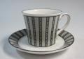ウェッジウッドWedgwood  コントラスト コーヒーカップ&ソーサー 【ウェッジウッド廃盤品/個数限定】
