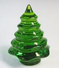 バカラ Baccarat クリスマスツリー グリーン 2600-674 【バカラ廃盤品/新品】