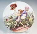 ウェッジウッド Wedgwood フラワーフェアリーコレクション Flower Fairies/花の妖精 パンジー 【廃盤品/個数限定】