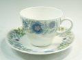 ウェッジウッド  クレメンティーン  コーヒーカップ&ソーサー