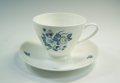 ウェッジウッド  ローズデールA2303  コーヒーカップ&ソーサー