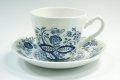 ウェッジウッド(関連商品)  ブルーヘリテイジ コーヒーカップ&ソーサー