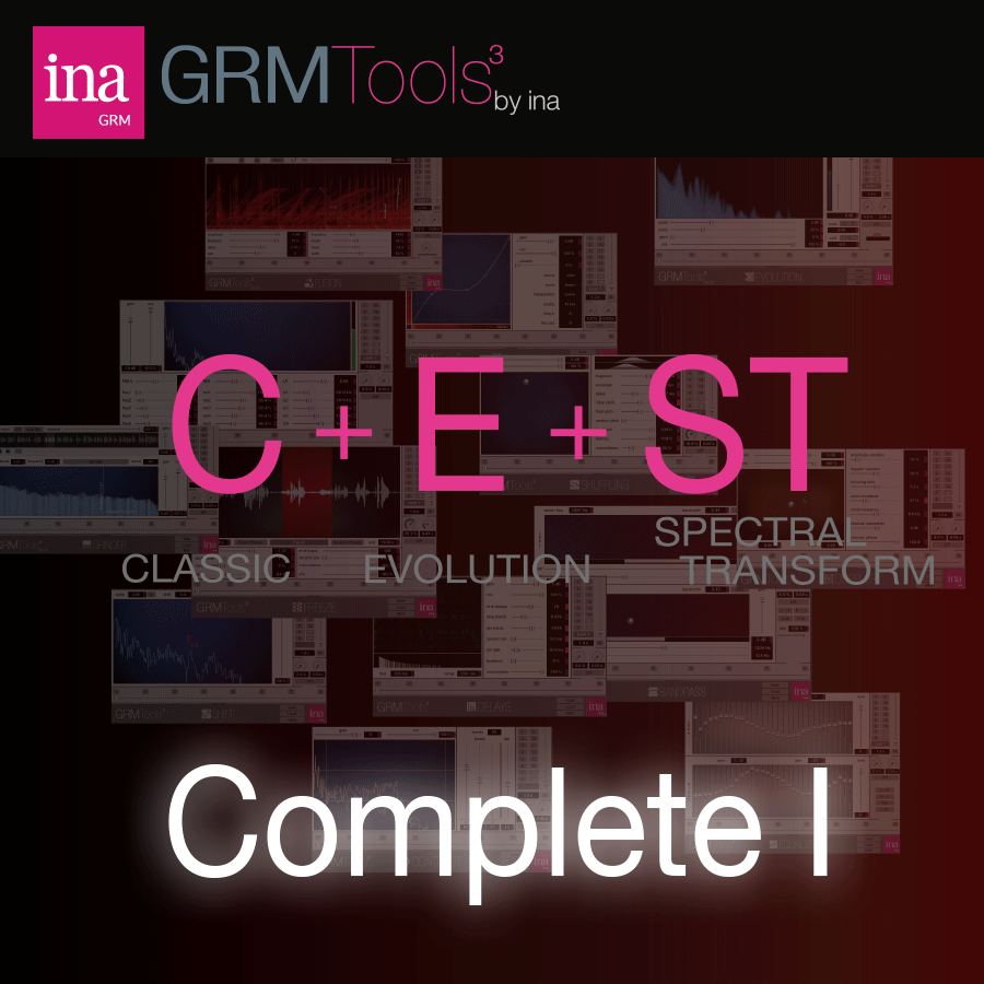 GRM Tools Complete I