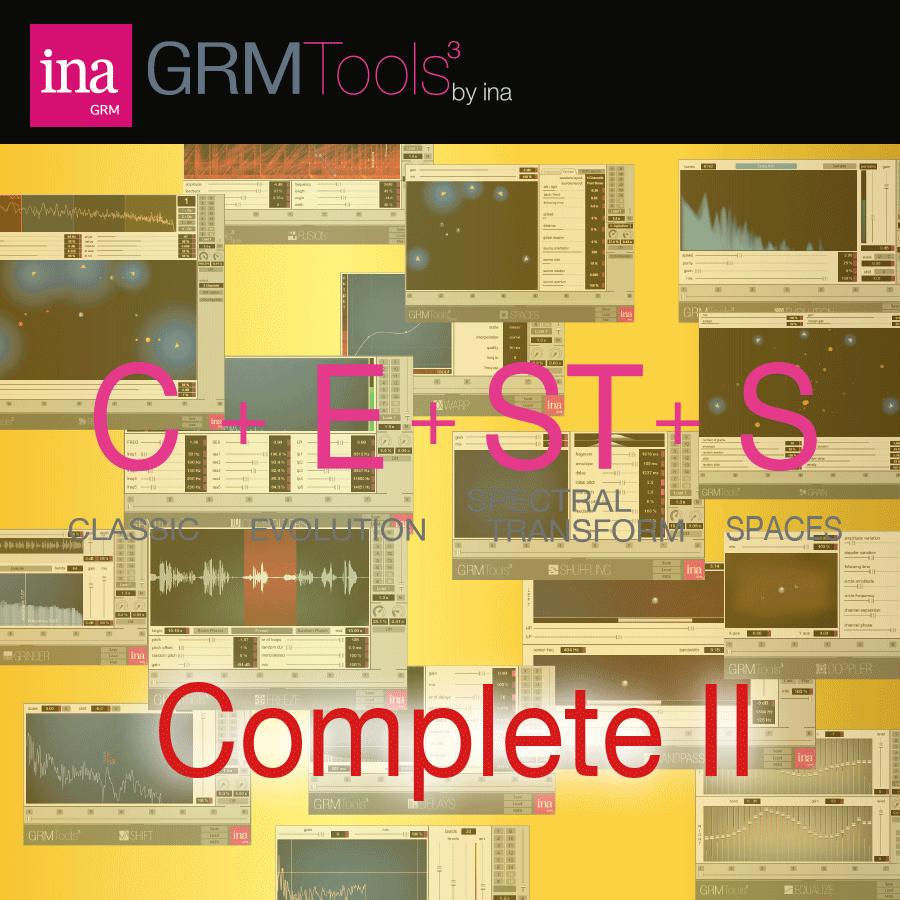 GRM Tools Complete II