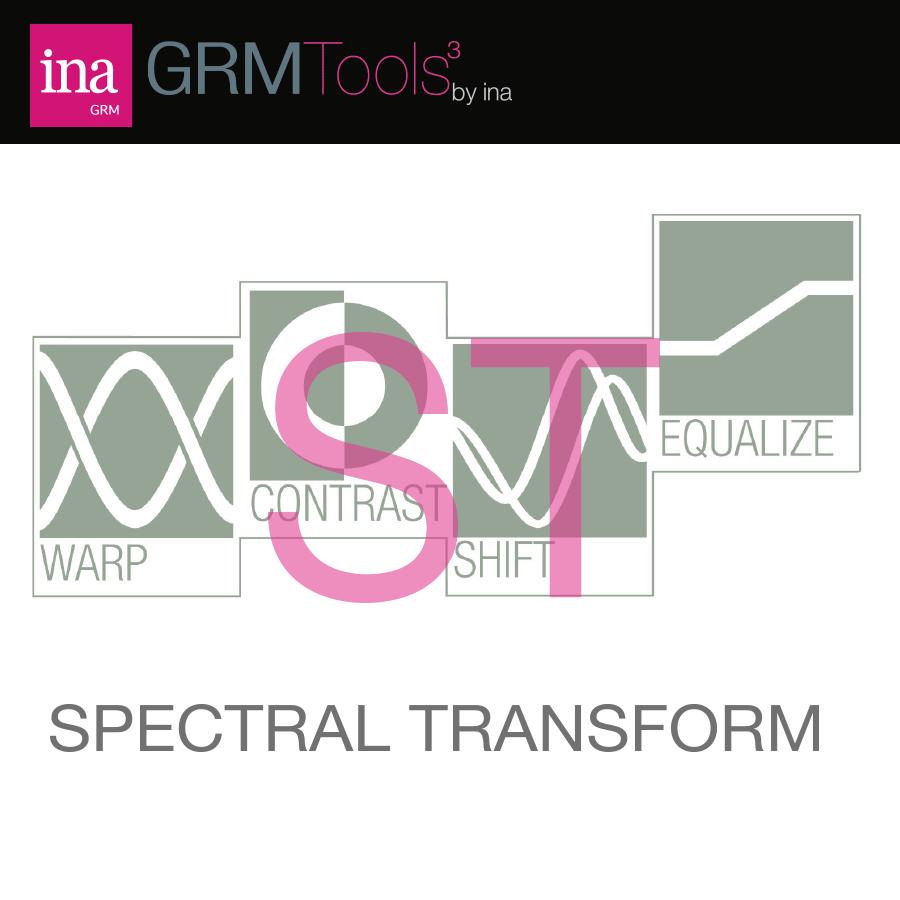 GRM Tools Spectral Transform
