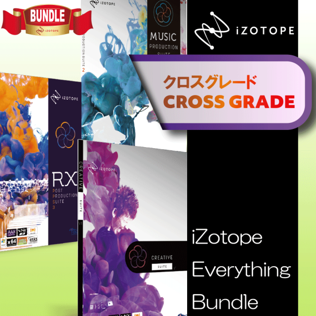 Everything Bundle XG from PPS, MPS, or Creative Suite(旧製品)