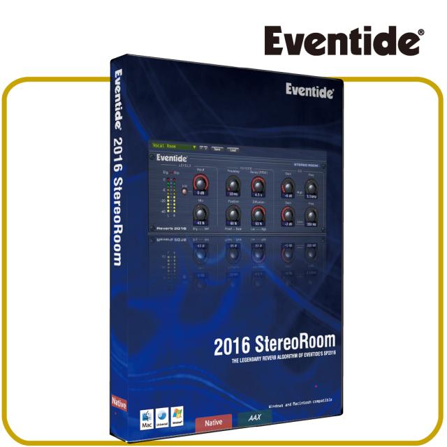 2016 Stereo Room