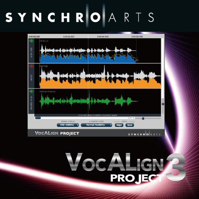VOCALIGN PROJECT 3