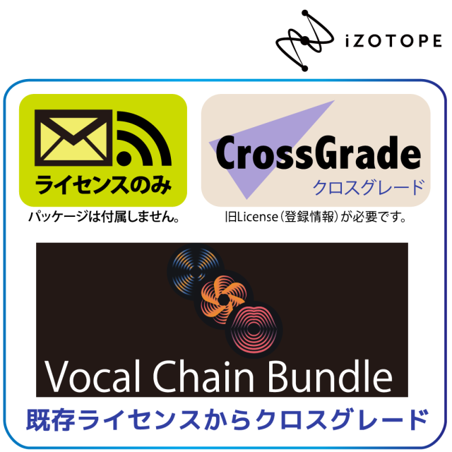 ANY  to Vocal Chain Bundle Crossgrade