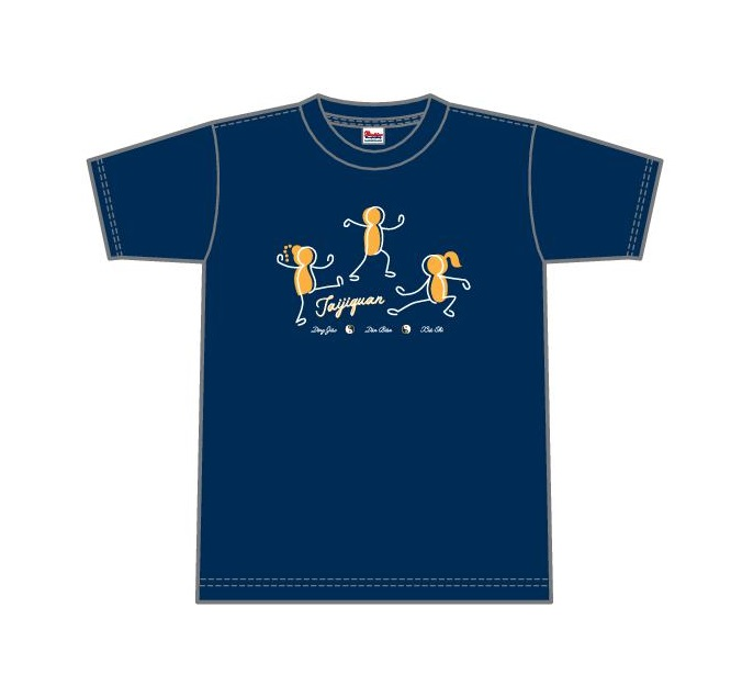 Taijilogo Tシャツ#019S(半袖:ベーシック)