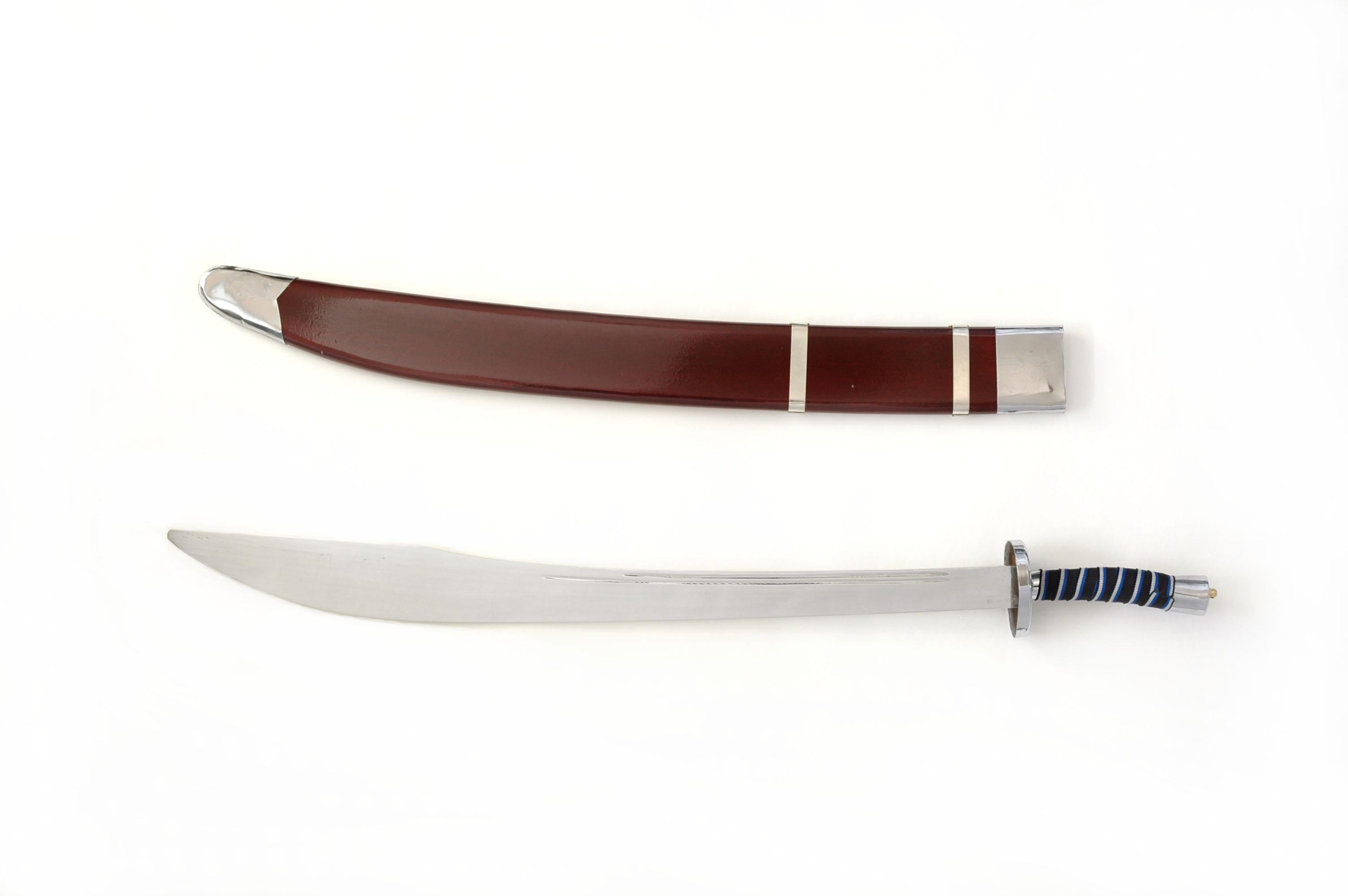ジュラルミン製刀 (長拳用)