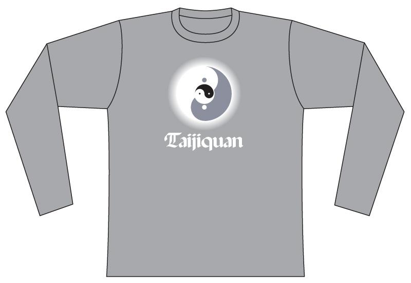 Taijilogo Tシャツ#007L (長袖)