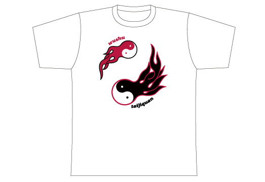 Taijilogo Tシャツ#012S (半袖:ベーシック)