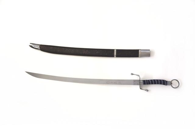 アルミ製伝統太極刀(楊式)
