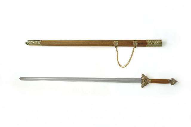 ジュラルミン製剣 (太極拳用)