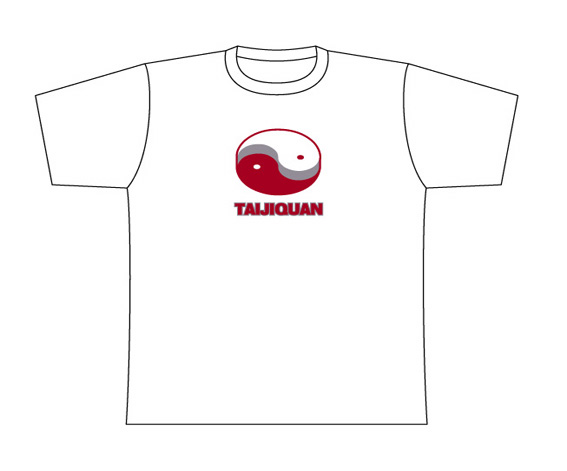Taijilogo Tシャツ#002S (半袖:ベーシック)