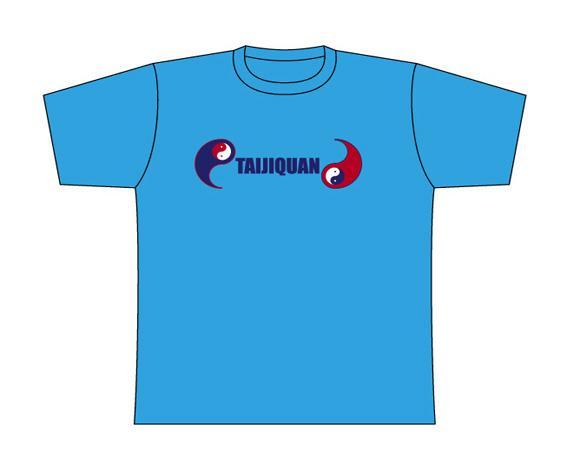 Taijilogo Tシャツ#003S (半袖:カラフル)