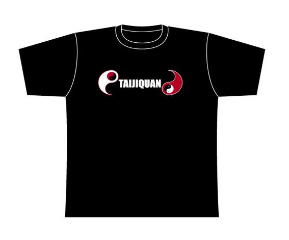 Taijilogo Tシャツ#003S (半袖:ベーシック)