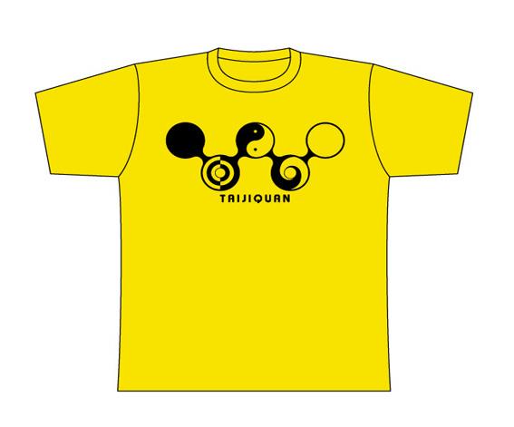 Taijilogo Tシャツ#004S (半袖:カラフル)