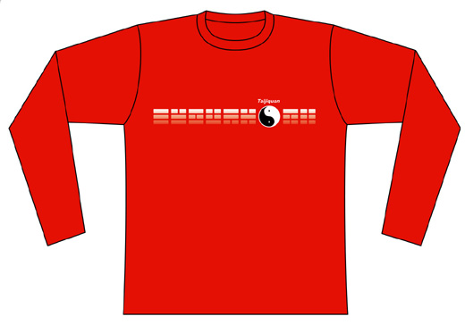 Taijilogo Tシャツ#006L (長袖)