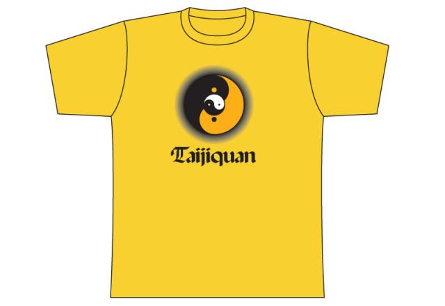 Taijilogo Tシャツ#007S (半袖:カラフル)