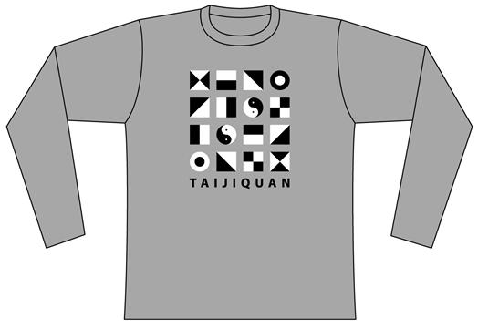 Taijilogo Tシャツ#009L (長袖)