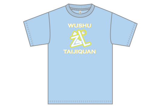 Taijilogo Tシャツ#011S (半袖:ベーシック)