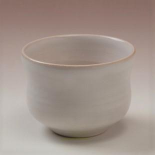 萩焼(伝統的工芸品)そばちょこ白姫胴締
