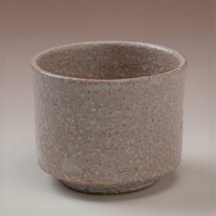 萩焼(伝統的工芸品)そばちょこ鬼萩筒