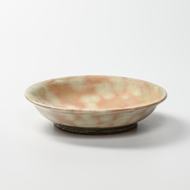 萩焼(伝統的工芸品)サラダボウル御本手朝顔