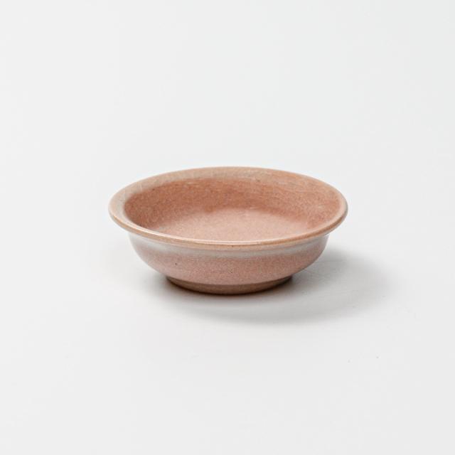 萩焼(伝統的工芸品)豆皿姫萩朝顔