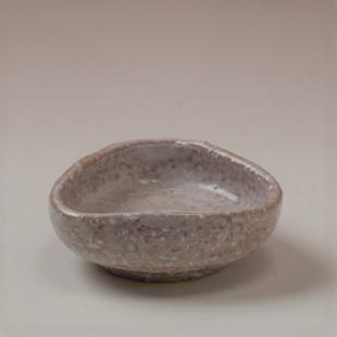 萩焼(伝統的工芸品)豆皿鬼萩三方