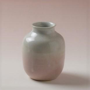 萩焼(伝統的工芸品)茶入姫萩肩衝